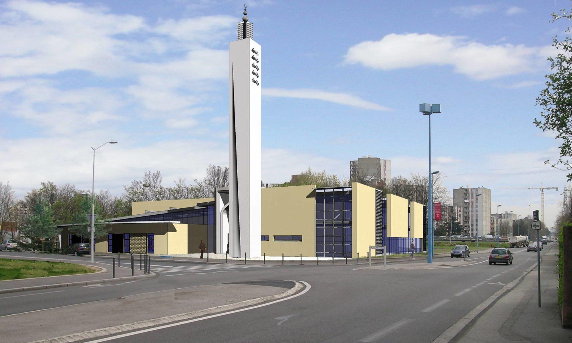 CENTRE MUSULMAN DE VAULX-EN-VELIN